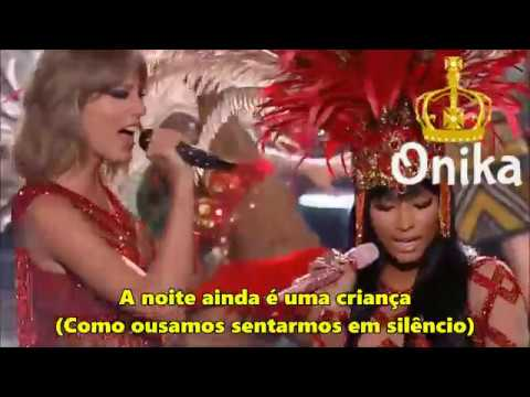 Nicki Minaj - The Night Is Still Young (LIVE) [Legendado/PT/BR]