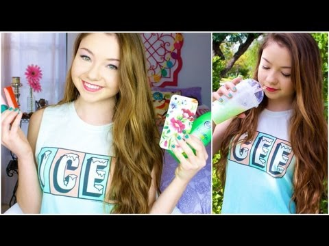 monthly - What were your must-haves for February?! :) Keek: Meredith Foster Tumblr: http://meredithfoster.tumblr.com My Instagram: StilaBabe09 My Vlog Channel! http://...