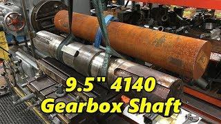 "Video 9.5"" Inch 4140 Gearbox Shaft Part 1 MP3, 3GP, MP4, WEBM, AVI, FLV Juli 2019"