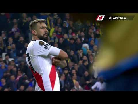 Gol de Lucas Pratto en la final de la Libertadores