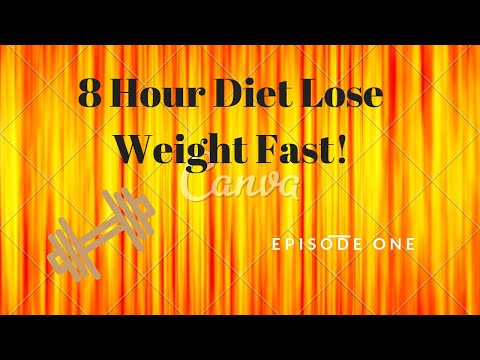 The 8 Hour diet-drawbacks,and benefits Diet for 2014! intermittent fasting 16-8