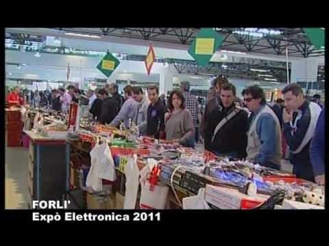EXPO ELETTRONICA  Forlì Maggio (VIDEO)