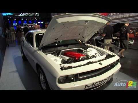 Nuevo Dodge Challenger Mopar Drag Pak 2011 Quot Auto Velocidad Quot