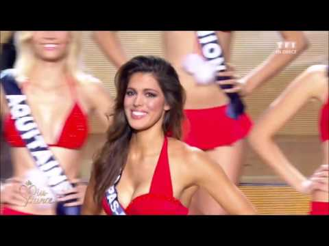 Iris Mittenaere, Miss Nord-Pas-de-Calais in Miss France Pageant