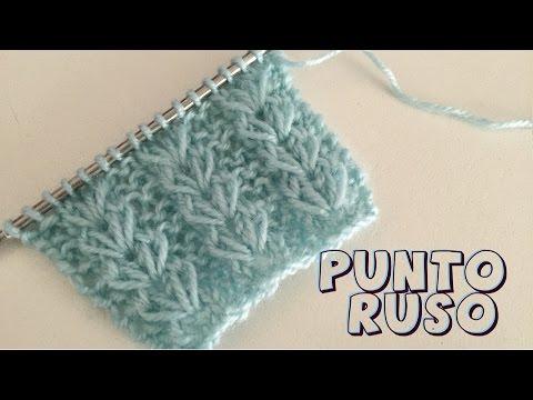 un magnifico punto lavorato a maglia