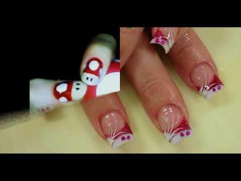Modelos de uñas - Cool uñas decoradas diseños Sencillas Faciles y Elegantes