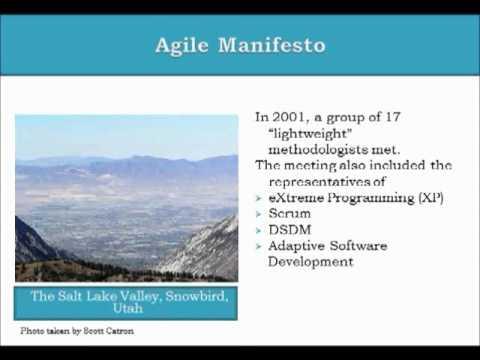 Webinar Introducing Agile Values Izenbridge Pmi Agile