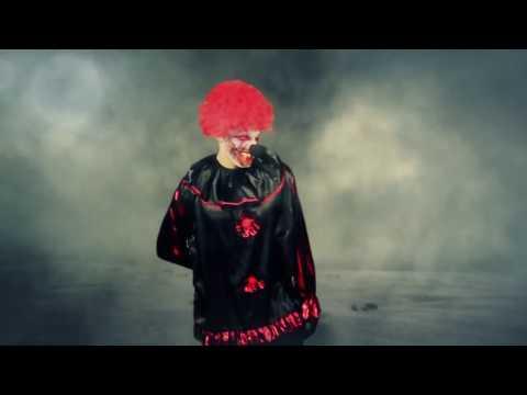 Déguisement de Clown Fou pour homme.