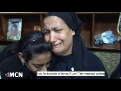 Funeral held for Copt slain by Muslim Brotherhood