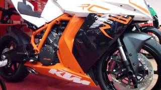 5. 2013 KTM 1190 RC8 R 175 Hp 270 Km/h 167 mph * see also Playlist