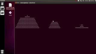 Torres de Hanoi con recursividad en lenguaje C  Towers of Hanoi with recursion in C