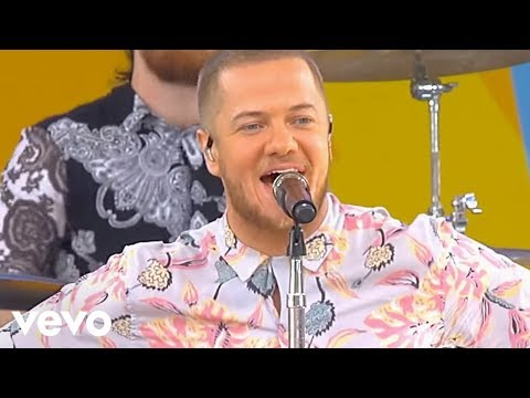 Video Imagine Dragons - Thunder (Live On Good Morning America/2017) download in MP3, 3GP, MP4, WEBM, AVI, FLV January 2017