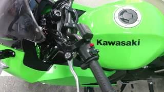 10. 2010 Kawasaki ER 650 F. Available at CMC CAnnock