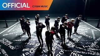 Video Wanna One (워너원) - 'Beautiful (뷰티풀)' M/V (Performance ver.) MP3, 3GP, MP4, WEBM, AVI, FLV Maret 2019