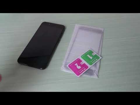 Xiaomi Mi A1, applicazione pellicola vetro 3D
