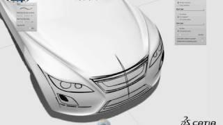 CATIA V6 | Industrial Design | CATIA Natural Sketch Showreel
