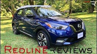 Video 2018 Nissan Kicks SR – The Juke's More Sensible Cousin MP3, 3GP, MP4, WEBM, AVI, FLV Agustus 2018