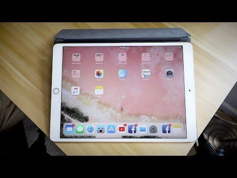 A Casual Look at iOS 11 Public Beta on iPad Pro 10.5-inch