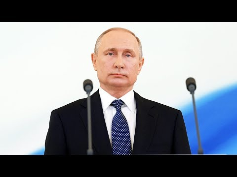 Путин: инаугурация-2018 с комментариями | 07.05.18