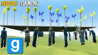 """Gmod Sandbox is New to us so we have a lot to learn! LEARNING IS FUN!!! ► Help Us Get 1,000,000,000 Subscribers!  http://bit.ly/1NOKqlU► Neebs Gaming is powered Xidax PCs, check them out here!     http://mbsy.co/gFZJHTwitch - Every Thursday starting at 8:00 EST          WORLDS GREATEST STREAM►https://Twitch.tv/NeebsgamingSpreadshirt Shop:►https://Hankandjed.Spreadshirt.com/Buy Our Music►http://bit.ly/1LiDPfVSocial Media Sites:►Facebook - https://www.Facebook.com/NeebsGaming►Twitter - https://Twitter.com/NeebsofficialHalf-Lives Ep1https://www.youtube.com/watch?v=NtCkR4IgYSQAnthony's Channel!!!http://www.youtube.com/CultureShockNetworkOur Website:► http://www.neebsgaming.netPlaylist:► Battlefield 4 - http://bit.ly/1MMMpFM► Grand Theft Auto 5 - http://bit.ly/1ZOvIPw► Music Videos - http://bit.ly/1W6gkcGMusic:""""Neebs Gaming Intro"""" - by Hank and Jed © Copyright - Hank and Jed / Hank and Jed (889211211401)""""Wingy Dang-Dang"""" - by Hank and Jed © Copyright - Hank and Jed / Hank and Jed (888174285504)""""Jeep Stuff"""" - by Hank and Jed © Copyright - Hank and Jed / Hank and Jed (889211121274)"""