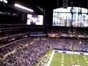Jaguars take over Lucas Oil...Colts New Stadium..