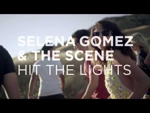 selena gomez & the scene - hit the lights - trailer 5