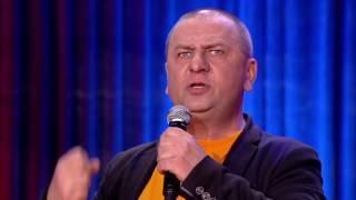 Skecz, kabaret = Grzegorz Halama - Monolog o Otyłości (Intymne Życie Grubasa)