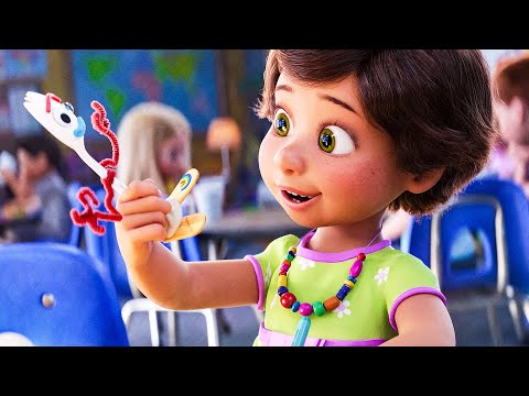 TOY STORY 4 - 10 Minutes Clips + Trailers (2019)