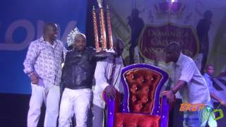 CALYPSO FINALS 2017 - https://www.youtube.com/watch?v=N8ldrp5RJkY&index=1&list=PLE552E1EFA618F178&t=25s King Karessah Wins Calypso Finals 2017 WEBSITE: http:...