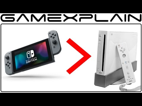 GameStop: Nintendo Switch Could Outsell the Wii