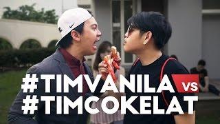 Video #TIMVANILA vs #TIMCOKELAT MP3, 3GP, MP4, WEBM, AVI, FLV September 2017