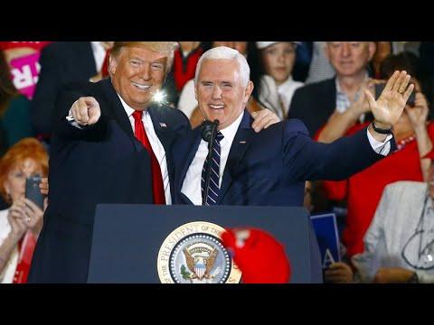 USA: Trump spricht von großem Wahltag für die Republika ...