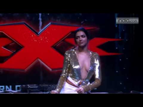 Video Deepika Padukone's OOPS moment during promotion of XXX in India download in MP3, 3GP, MP4, WEBM, AVI, FLV January 2017