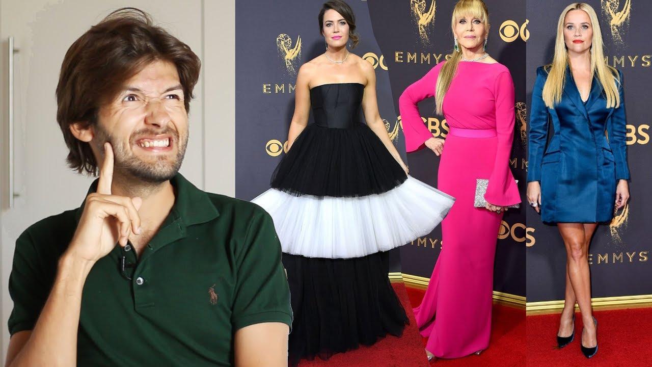 2017 Emmys Fashion Review   Michael Buchinger