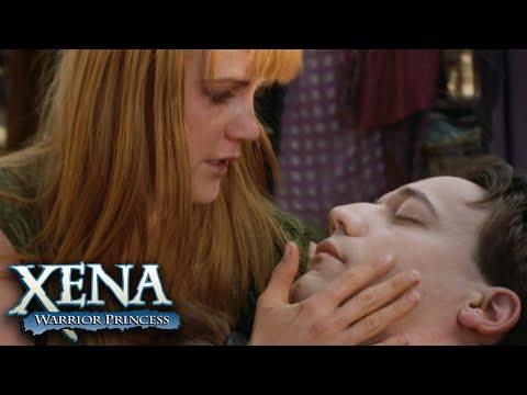 Joxer DIES In Gabrielle's Arms | Xena: Warrior Princess