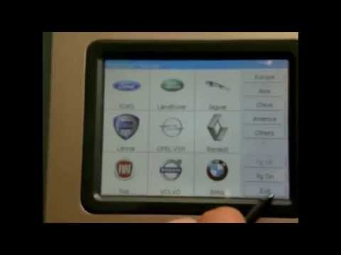 Scanner Mobil Universal AUTOBOSS V30