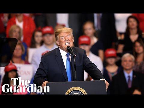 Trump launches new broadside against media: 'Fake, fake, disgusting news'