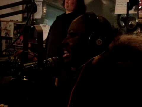 JENNY BOOM BOOM AND DJ CRAIG G FROM HOT 93.7 INTERVIEW SHERYL UNDERWOOD PART 2!