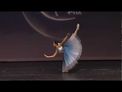Miko Fogarty, 14, YAGP SF 2012 Youth Grand Prix Winner - Giselle - ジゼル