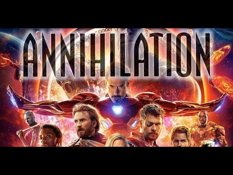Avengers 4 : Annihilation leaked trailer | Marvel's Infinity war : The End Game teaser trailer
