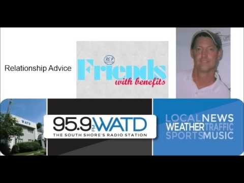"""Relationship Advice on """"Friends with Benefits"""" with Brian Stratton, October 2013"""