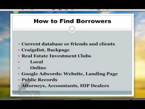 Commercial Loan Training Part 1