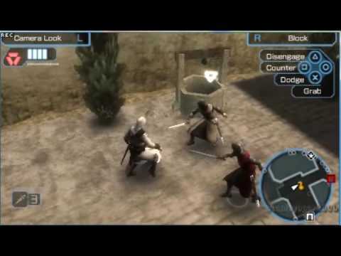 assassin's creed bloodlines psp code
