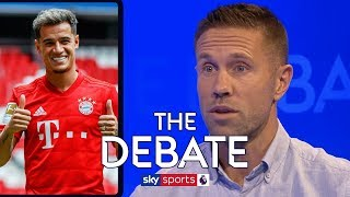 Video Should Liverpool have made a move to re-sign Philippe Coutinho? | Lescott & Upson | The Debate MP3, 3GP, MP4, WEBM, AVI, FLV September 2019