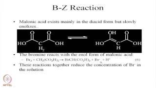 Mod-01 Lec-17 Oscillatory Reactions