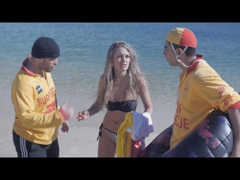 Why wogs could never be Surf Lifesavers