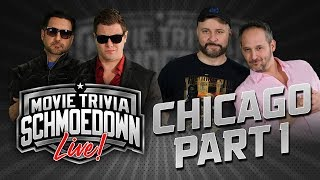 Live from Chicago! Who's The Boss VS The Odd Couple - Movie Trivia Schmoedown by Schmoes Know