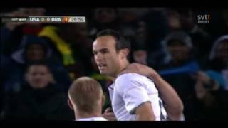 Landon Donovans Kontertor gegen Brasilien