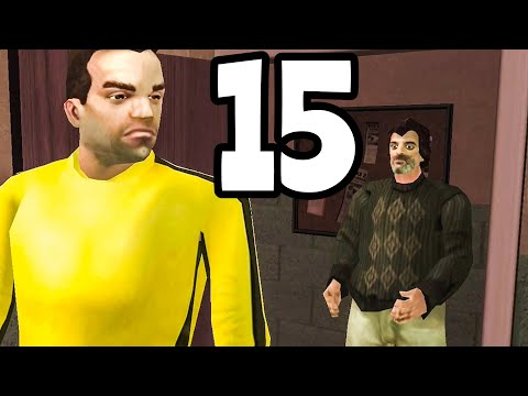 GTA Liberty City Stories Mobile - Part 15 - THIS GUY IS GONE MAD 😂
