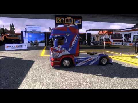 Scania R NMK61 Design N3 Skin